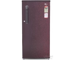 LG GL- B205KWCL 190 L Single Door Refrigerator(Wine Crystal)