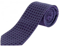 Park Avenue Checkered Men's Tie