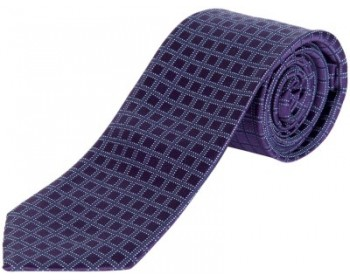 Park Avenue Checkered Men's Tie