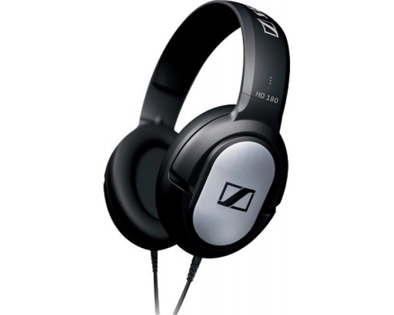 Sennheiser HD 180(Black, Over the Ear)