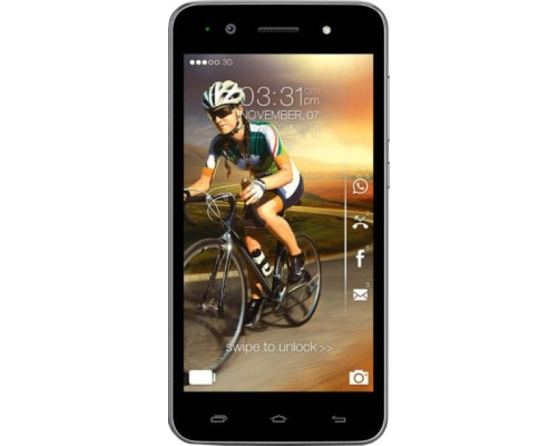 Karbonn Mach One Titanium S310(Dark Blue, 8 GB)