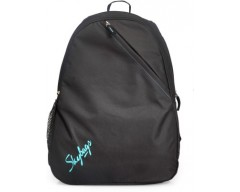 Skybags Brat 2 Backpack(Black/Blue, Size - 18.9)