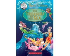 Thea Stilton : The Treasure of The Sea  (English, Hardcover, Thea Stilton)