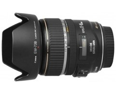 Canon EF-S 17 - 85 mm f/4-5.6 IS USM Lens