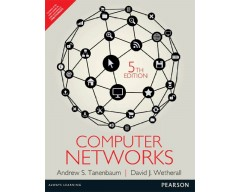 Computer Networks 5th Edition  (English, Paperback, Andrew S. Tanenbaum, David J. Wetherall)