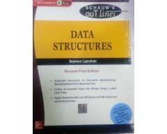 Data Structures 1st Edition  (English, Paperback, Seymour Lipschutz)