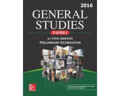 General Studies: Paper - I 2016 1 Edition  (English, Paperback, MHE)