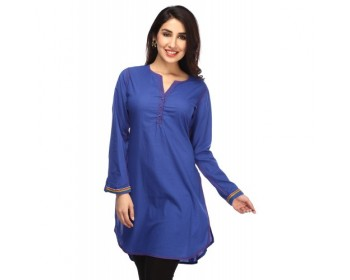 Ladies Blue Kurta