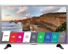 LG 80cm (32) HD Ready Smart LED TV  (32LH576D, 2 x HDMI, 1 x USB)