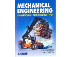Mechanical Engineering  (English, Paperback, R S KHURMI, J K GUPTA)