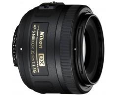 Nikon AF-S DX NIKKOR 35 mm f/1.8G Lens  (Standard Lens)