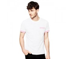 Men's White T Shirt