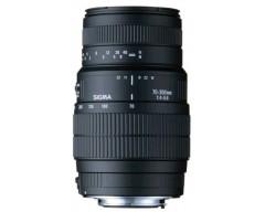 Sigma 70 - 300 mm F4-5.6 DG Macro for Nikon Digital SLR Lens  (Black, Macro Lens)
