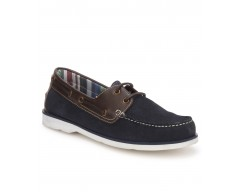 U.S. Polo Assn. Navy Casual Shoes