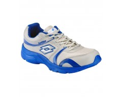 Lotto Gray & Blue Sport Shoes